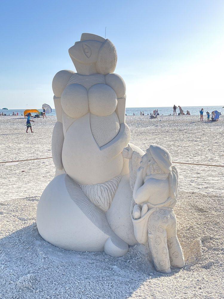 Treasure Island Beach: 10400 Gulf Blvd, Treasure Island, FL