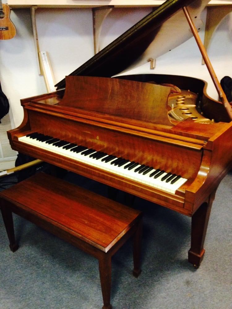 Shavney Piano: 501 Culebra Rd, San Antonio, TX