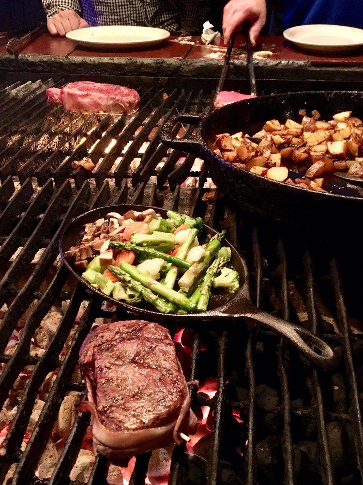 Rube's Steakhouse: 118 E Elm St, Montour, IA