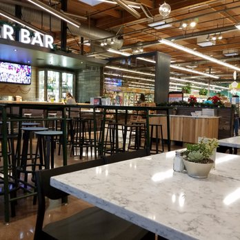 Hangar Bar Whole Foods Menu