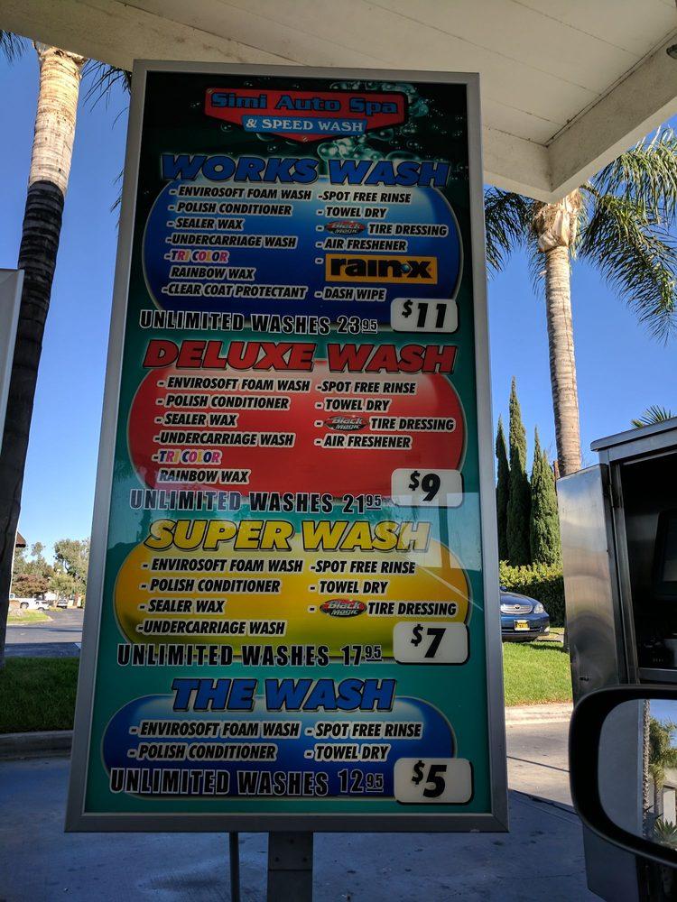 Simi Auto Spa & Speed Wash: 1144 E Los Angeles Ave, Simi Valley, CA