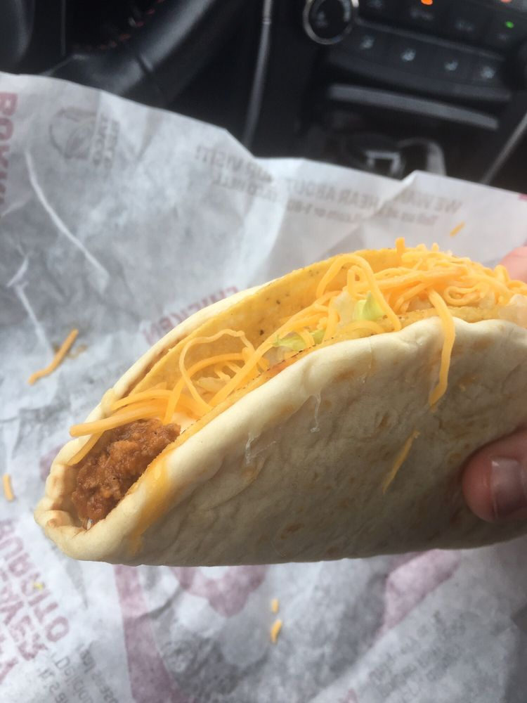 Taco Bell: South Dayton-Lakeview Rd, New Carlisle, OH