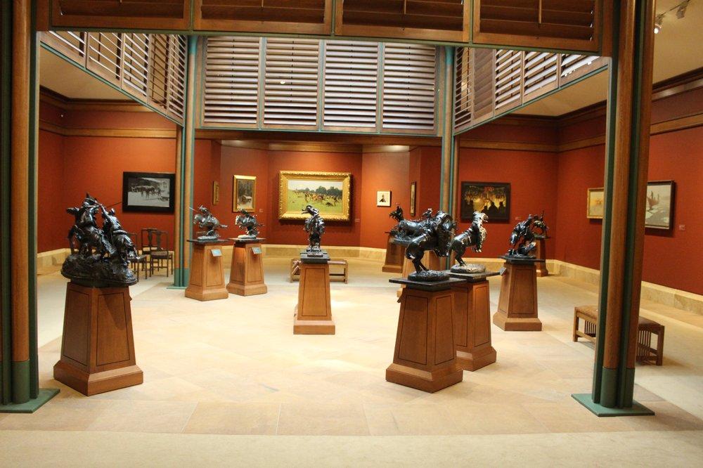 Frederic Remington Art Museum: 303 Washington St, Ogdensburg, NY