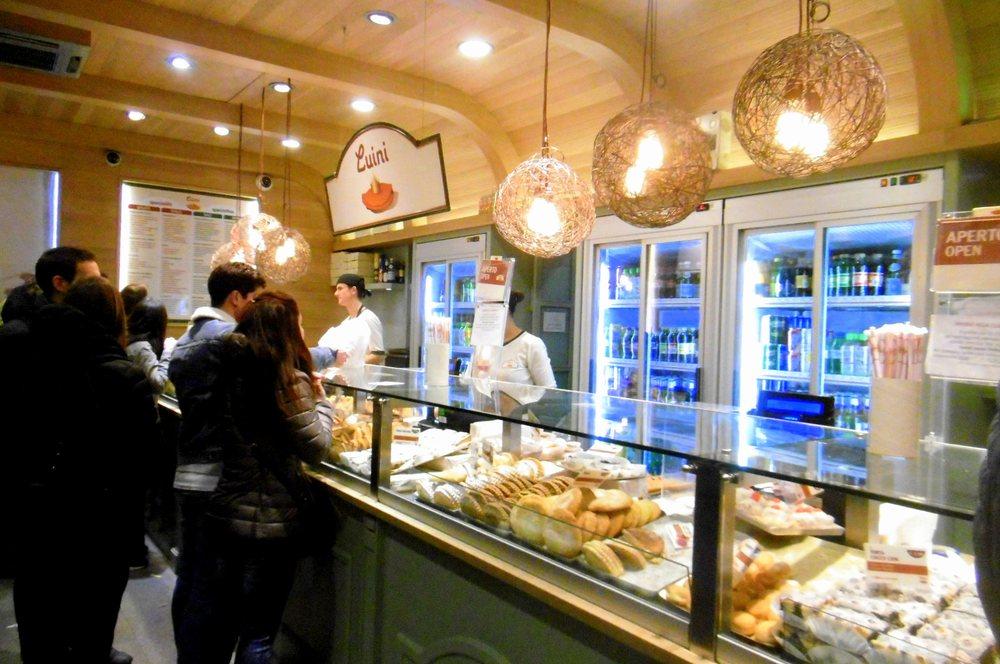 Luini: Via Santa Radegonda 16, Milan, MI