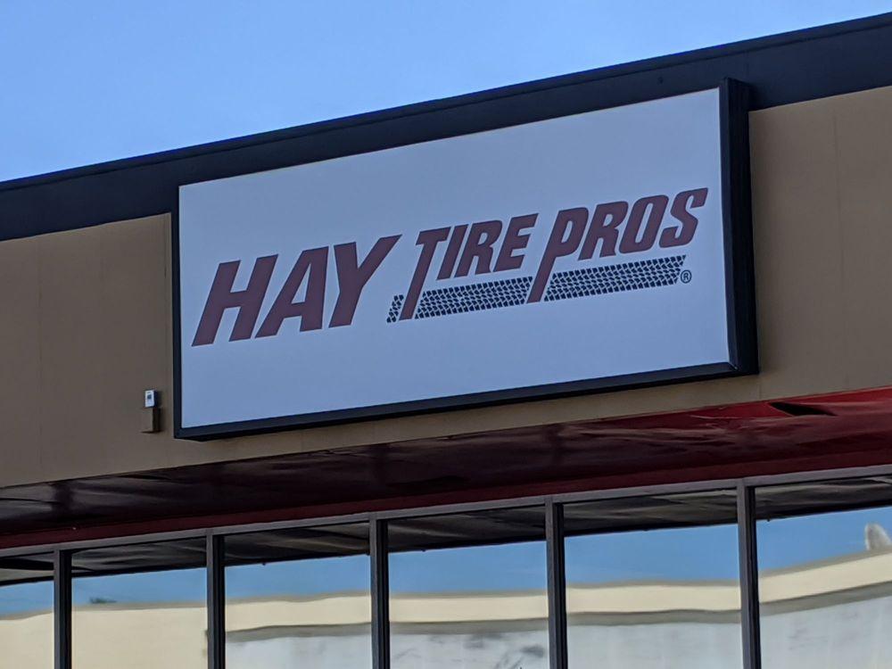 Hay Tire Pros: 444 Savannah Hwy, Charleston, SC