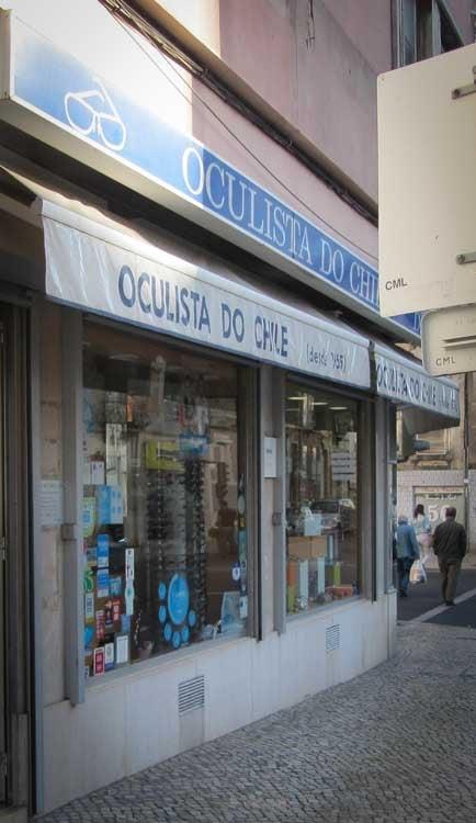 34ae2eac50479 Oculista do Chile - Óticas e oculistas - Rua Carlos Mardel, 2 A, Arroios,  Lisboa - Telefone - Yelp