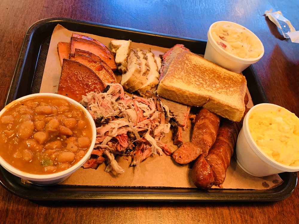 Photo of Rustlers BBQ: Henryetta, OK