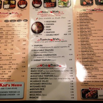 Love Teriyaki Menu, Menu for Love Teriyaki, Wilsonville ...