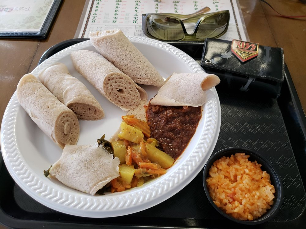 Tina's Ethiopian Cafe: 2081 N Arizona Ave, Chandler, AZ