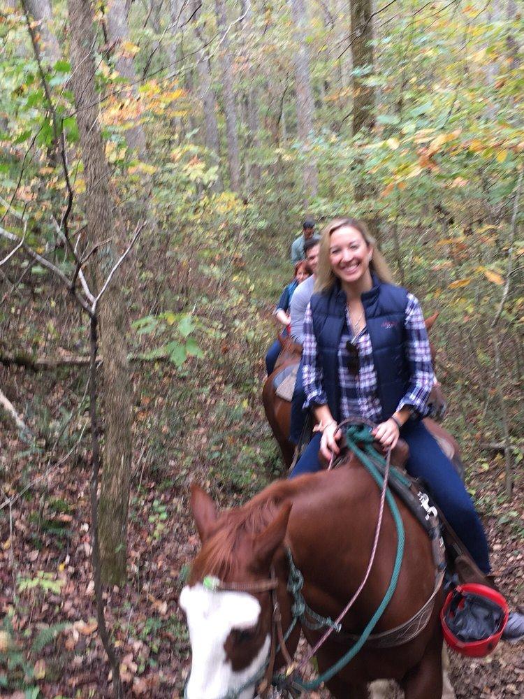 Blue Ridge Mountain Trail Rides