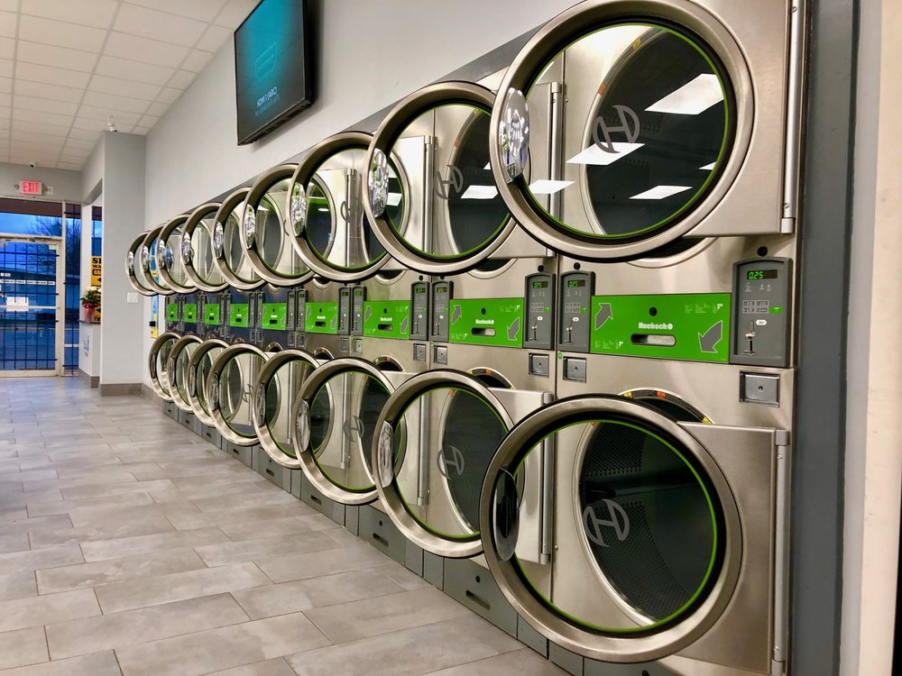 Splash Washateria & Dry Cleaner: 5702 Chimney Rock Rd, Houston, TX