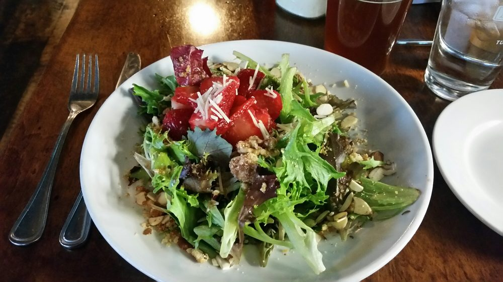 Andolini 39 s signature salad this is the small yelp for Andolinis