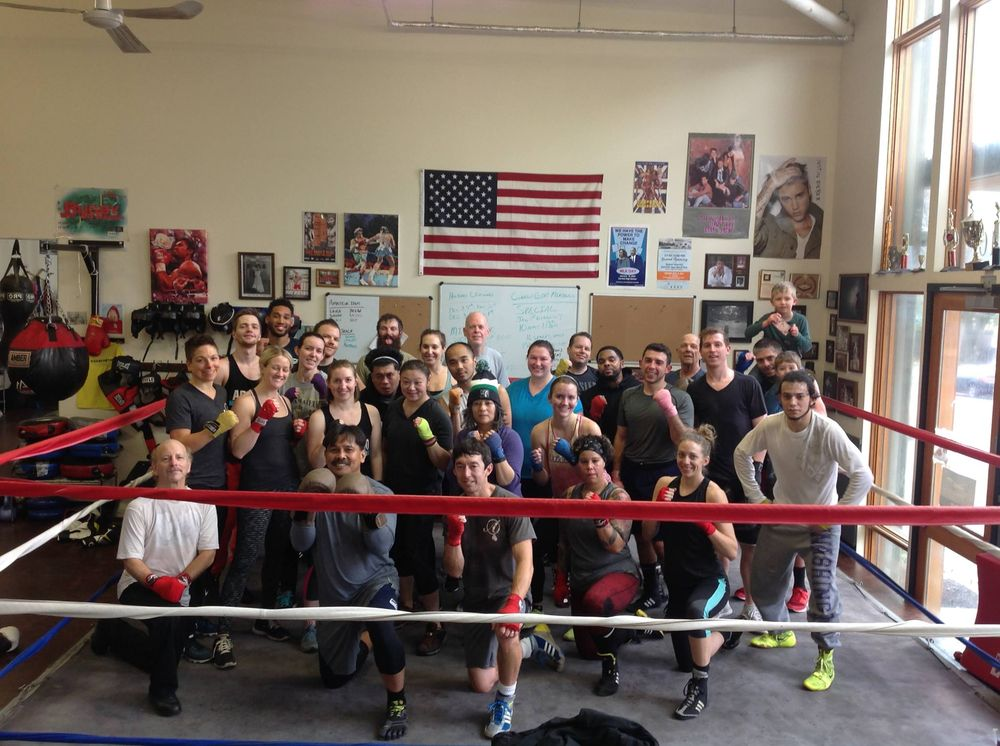 Arcaro Boxing: 1208 E Jefferson St, Seattle, WA