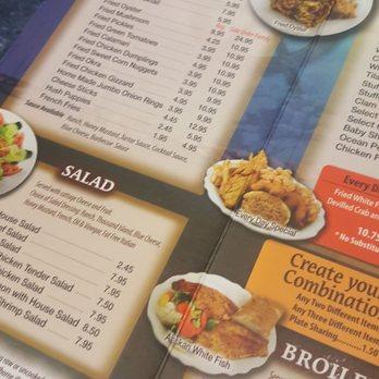 T Seafood Restaurant Augusta Ga