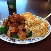 Photo Of China Kitchen   Kalamazoo, MI, United States. General Tsao Lunch  Special