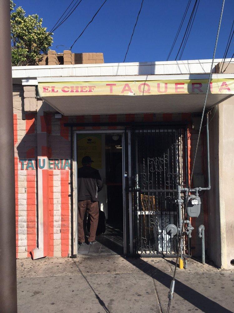 El Chef Taqueria: 41 N Terrace Ave, Nogales, AZ