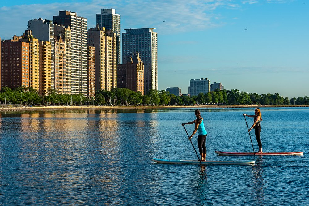 Chicago Paddle Company: 600 N Lake Shore Dr, Chicago, IL