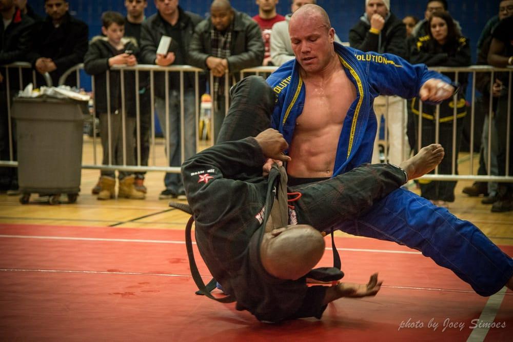 Kinetix Combat Sports & Fitness: 1385 E 2nd St, Jamestown, NY