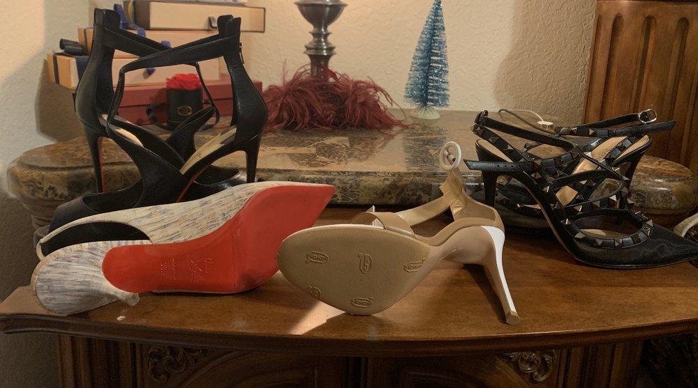 Longwood Shoe Repair: 300 Saint Laurent St, Longwood, FL