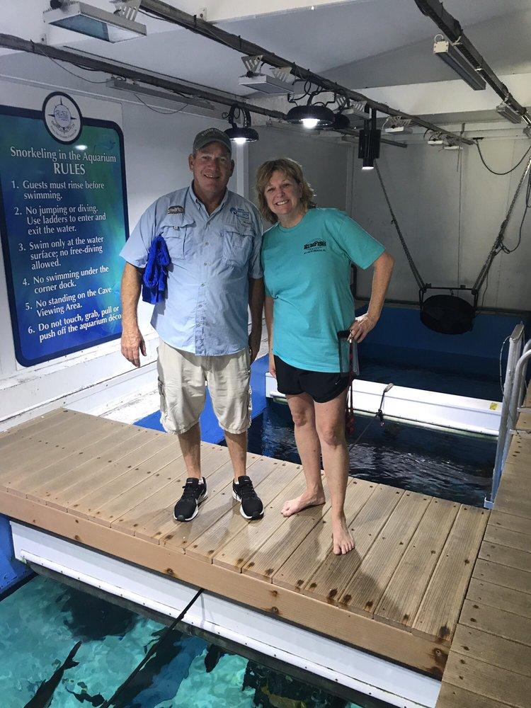 Rumfish Swim With Our Fishes: 6000 Gulf Blvd, St Pete Beach, FL