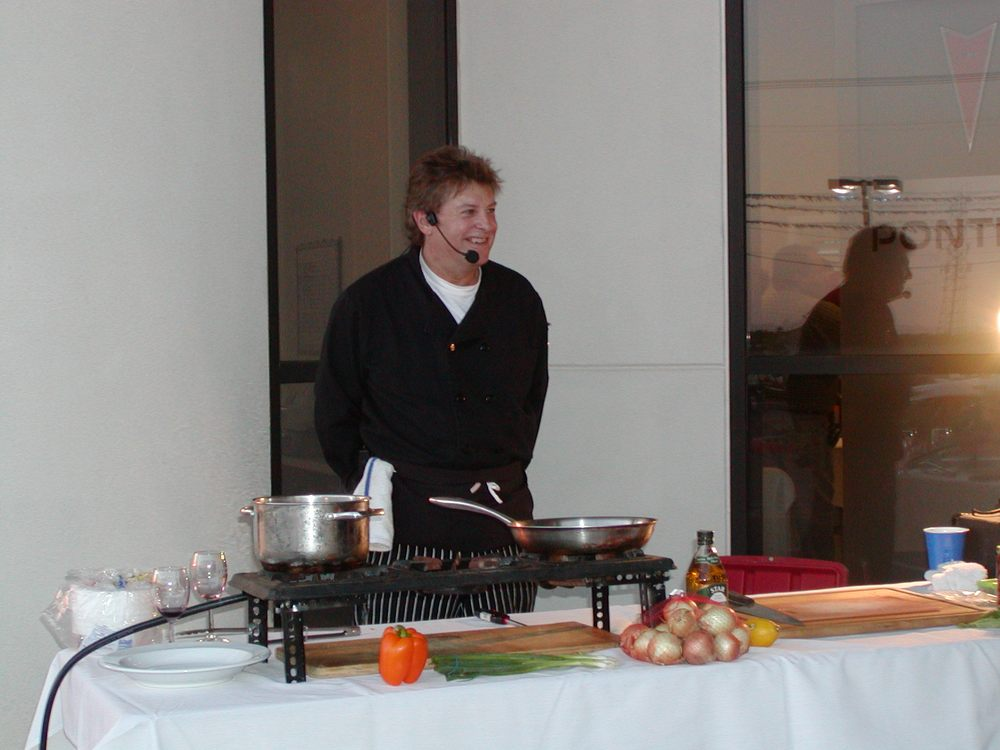 Private Dinners By Chef Bill: Coulterville, CA