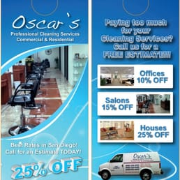 Photo Of Oscars Offices Cleaning   San Diego, CA, United States. Special  Cleaning