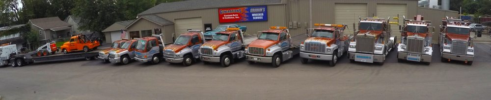 Towing business in Franklin, IN