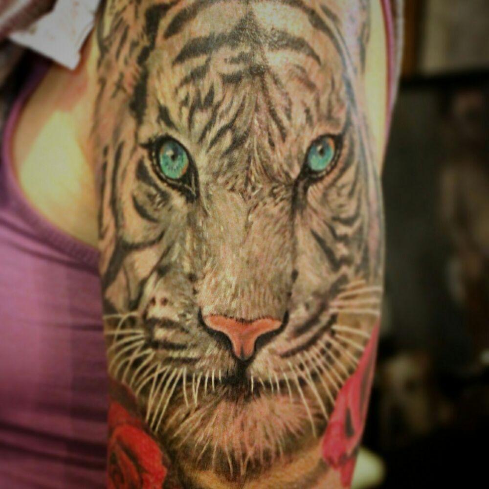 Mordor Tattoo: 117 E Division St, Arlington, WA