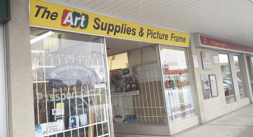 Discount the Art Supplies