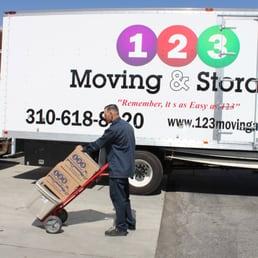 Photo Of 123 Moving And Storage   Santa Monica, CA, United States