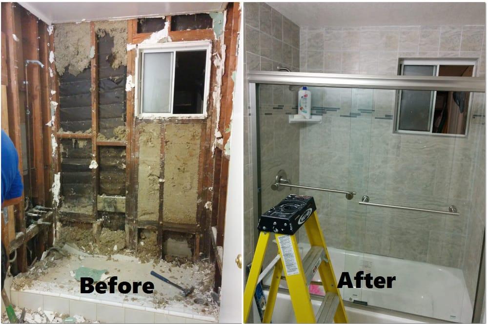 Master Bathroom Remodel Yelp