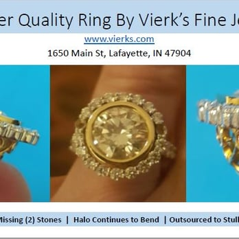 Vierk s Fine Jewelry & Exchange Jewelry 1650 Main St