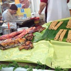 Barbacoa El Borrego De Oro Barbeque Mercado De Portales Local