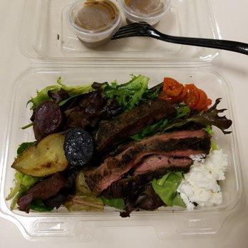 Photo Of Modern Market Eatery Bethesda Md United States Flat Iron Small