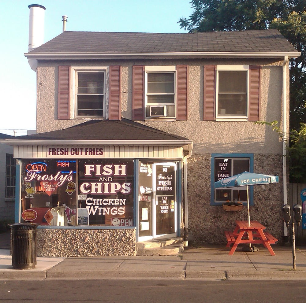 Frosty's Fish And Chips