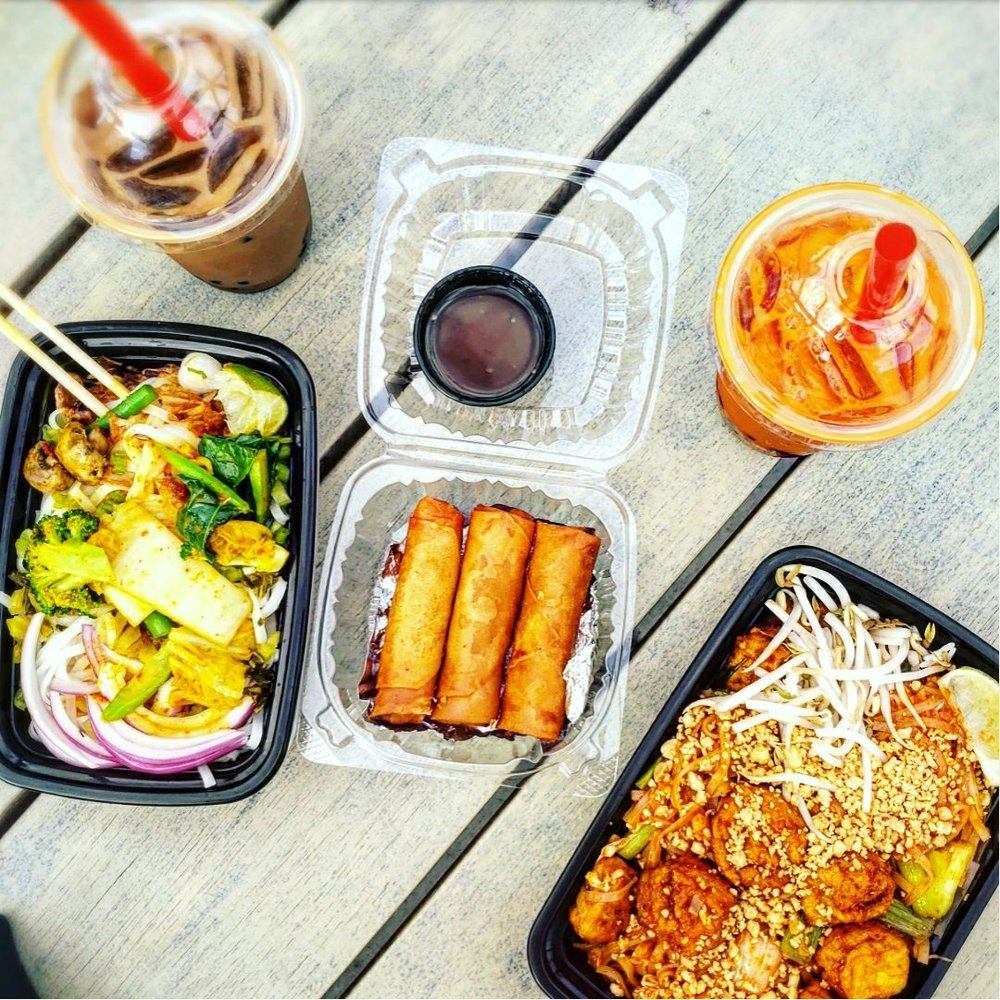 Food from Thai Street