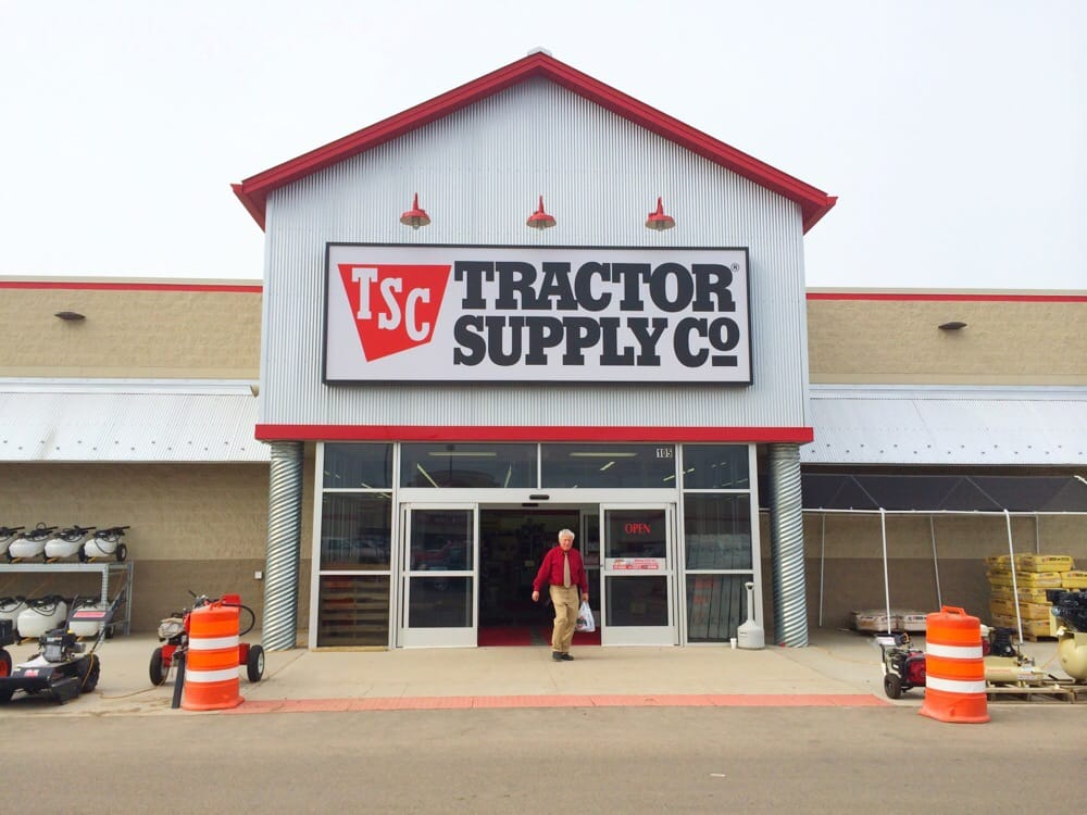 Tractor Supply Company: 105 6th Ave SE, Watford City, ND