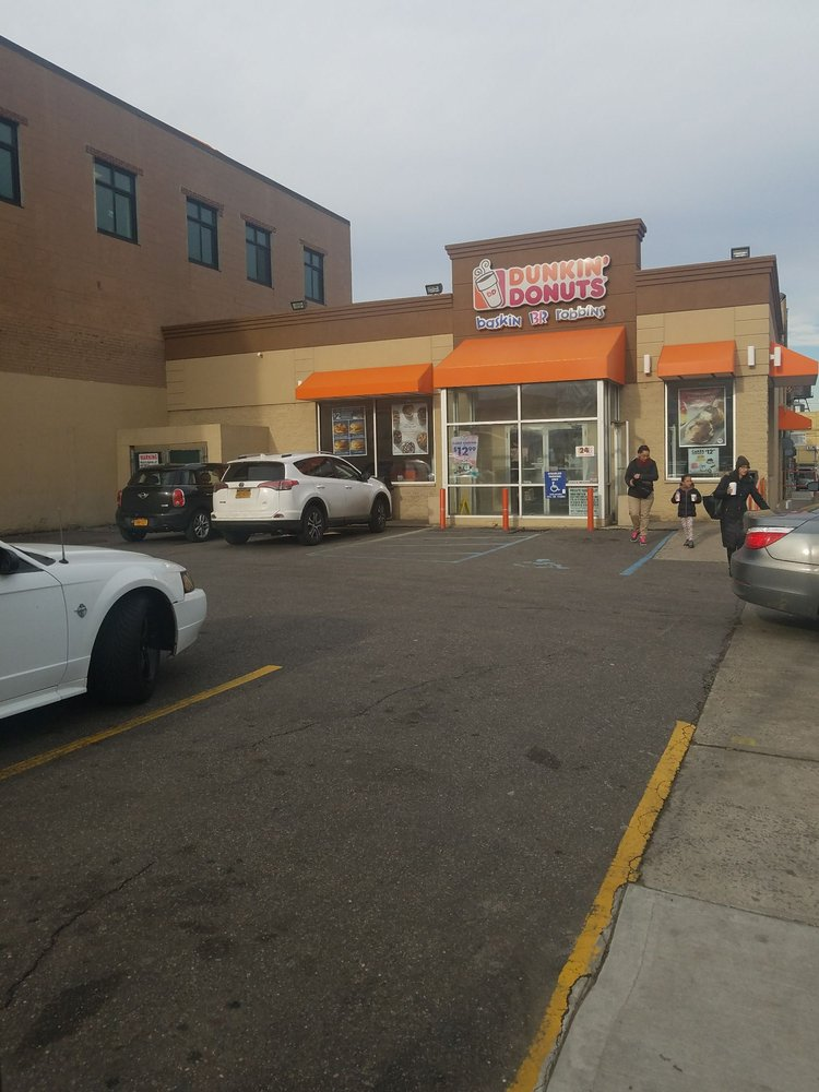 Dunkin donuts kahvila 5702 2nd ave sunset park for Kitchen cabinets 2nd ave brooklyn