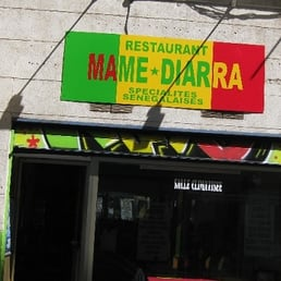 Restaurant Mame Diarra Marseille