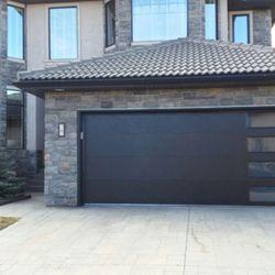 Photo of Precision Garage Doors - Calgary AB Canada. Custom door installation & Precision Garage Doors - Garage Door Services - 303-69 Glamis Drive ...