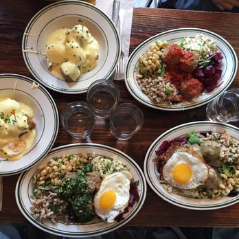 Photo Of The Meatball Shop New York Ny United States 2 Brunch