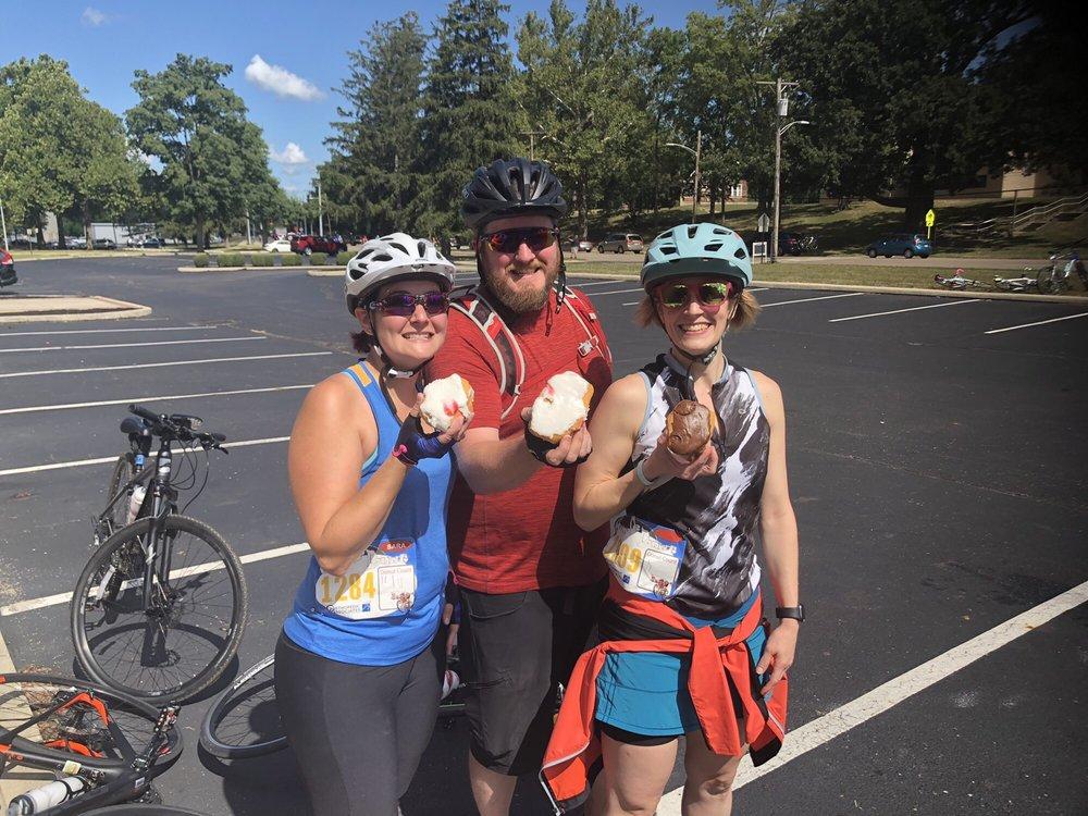 Tour De Donut: Arcanum, OH