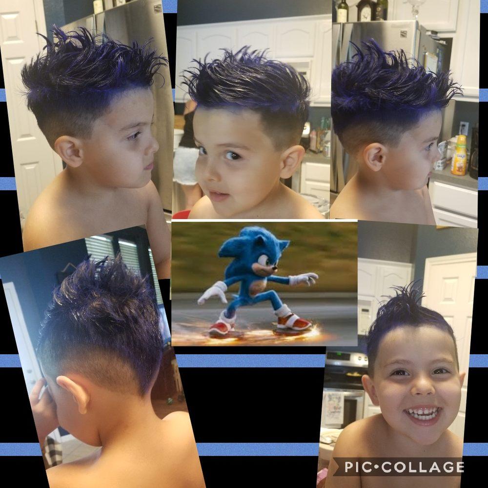 Hair Attitude: 409 S Gary, Monahans, TX