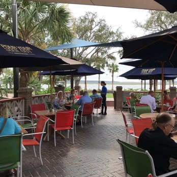Photo Of Panini S On The Waterfront Beaufort Sc United States Having Lunch