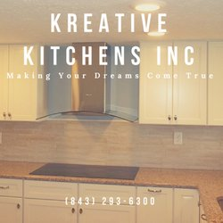 Charmant Photo Of Kreative Kitchens   Myrtle Beach, SC, United States. Kreative  Kitchen Inc
