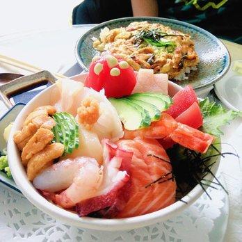 Michi Sushi Cafe Menu
