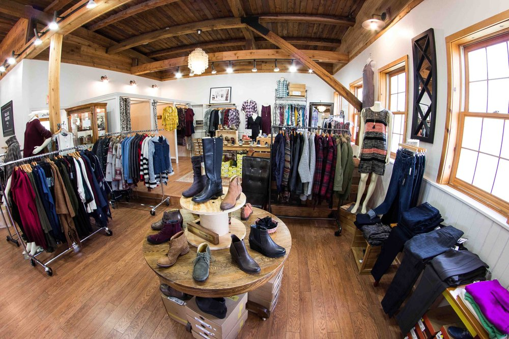 Blacksmith Clothing: 7806 Horseshoe Bay Rd, Egg Harbor, WI