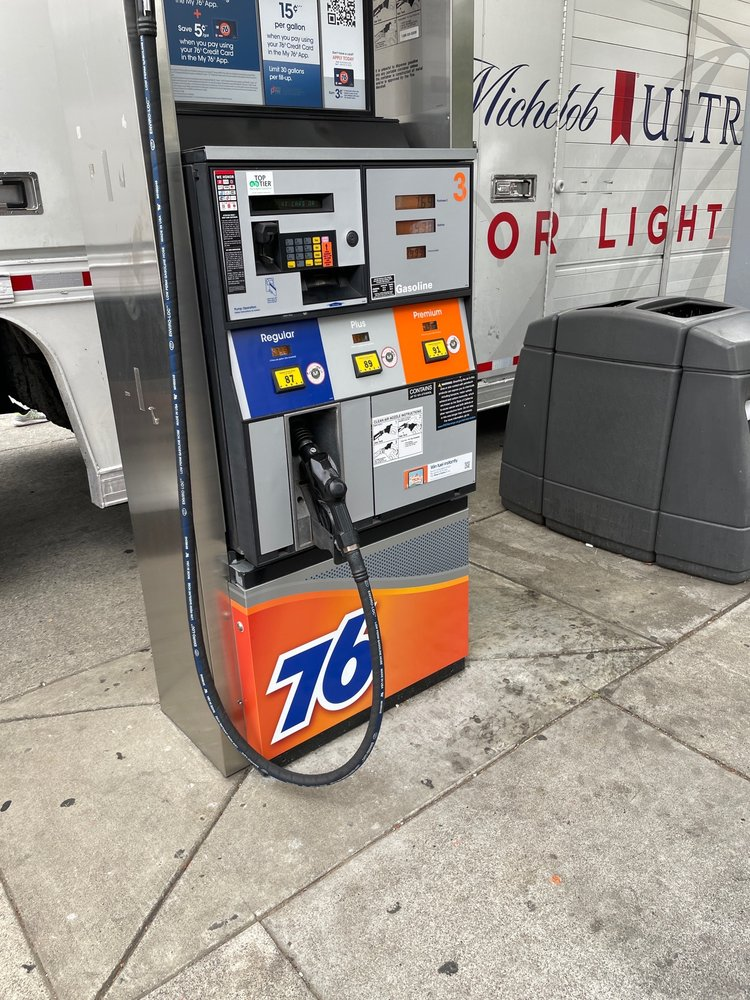 76 Gas and Food Mart