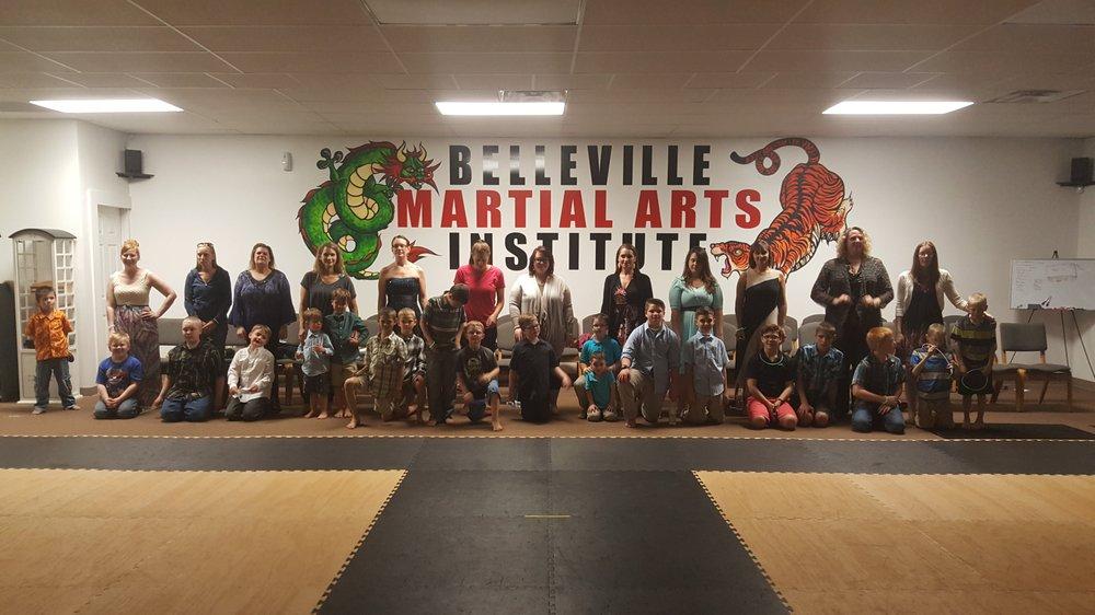 Belleville Martial Arts Institute: 785 Sumpter Rd, Belleville, MI