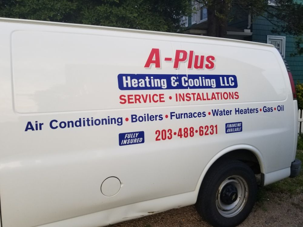 A-Plus Heating & Cooling: Branford, CT